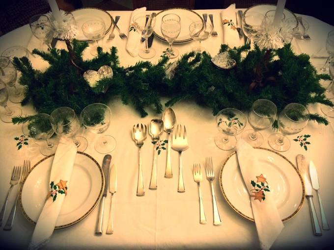 Decoraci n de mesas de nochevieja y a o nuevo aurora - Decoracion mesa nochevieja ...